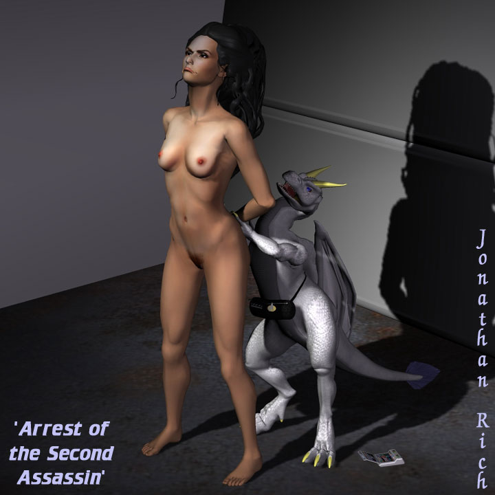 ... of 3D artwork pieces during the course of my 'Fur Trek' Adult RPG.